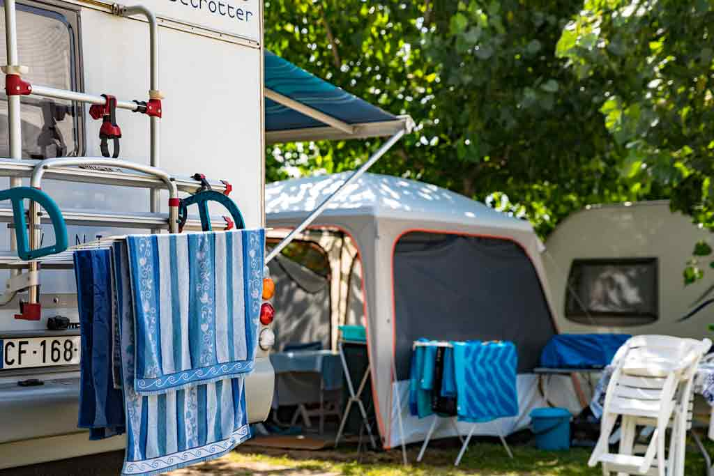 emplacement camping puigcerda cerdagne